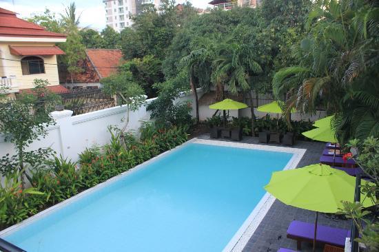 Samsara Villa : Great pool.