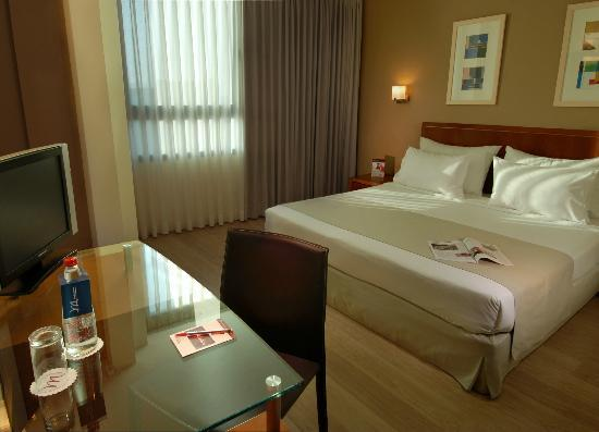 Mercure Tel-Aviv City Center: Triple Standard Room