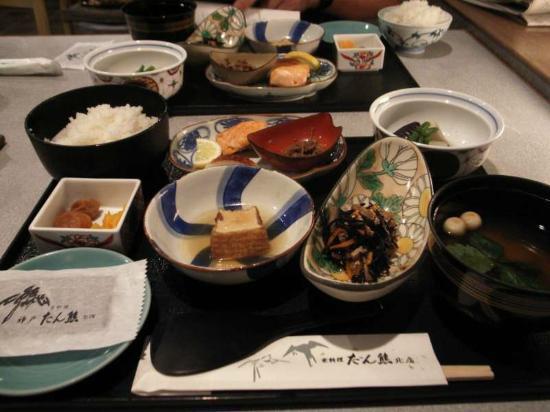 ANA Crowne Plaza Kobe: 朝食