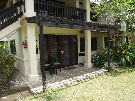 Warwick Le Lagon - Vanuatu: garden superior room