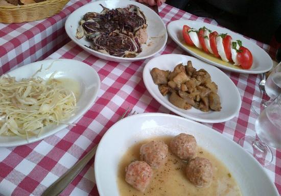 Osteria da Mario : lunch for two