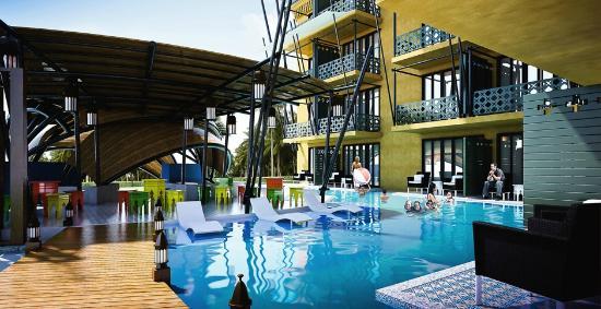 Bhundhari Chaweng Beach Resort: Hotel Pool