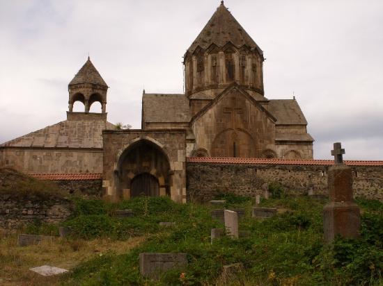 Gandzasar Monastery (マルタケルト)Gandzasar MonasteryGandzasar Monastery