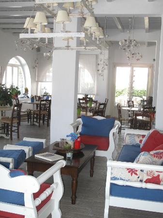 Pelican Hotel: lovely interiors