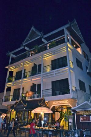 Indigo House: Ban Pakham location