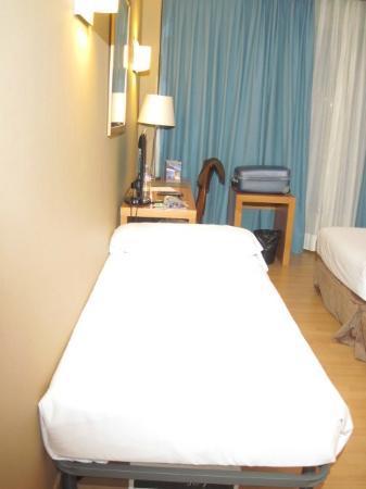 Attica 21 Barcelona Mar: chambre: le 3ème lit