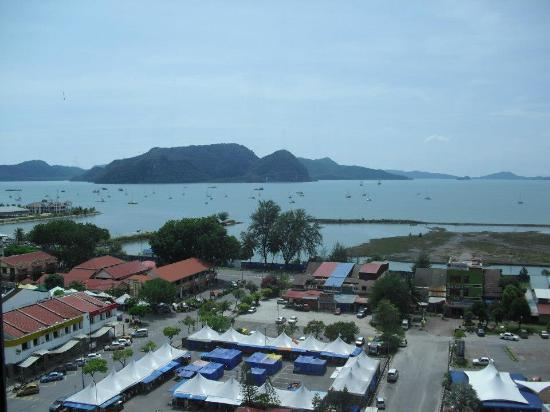 Bayview Hotel Langkawi: The View from our room... Amazing!