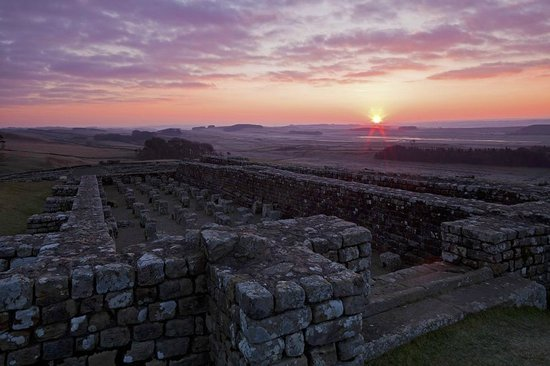 Haydon Bridge, UK: Housesteads Roman Fort