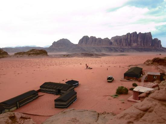 The Bedouin Meditation Camp