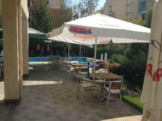 Hotel Aurelia : terance