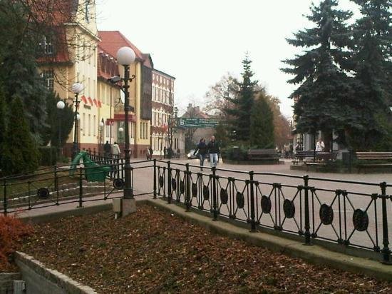 Karczma Chelminska: Chelmno village