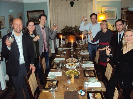 Lower Buckton Country House: Bonfire Night Dinner