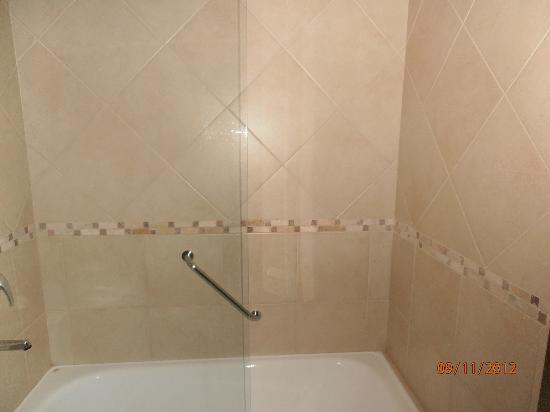 Europlaza Hotel & Suites: banheiro