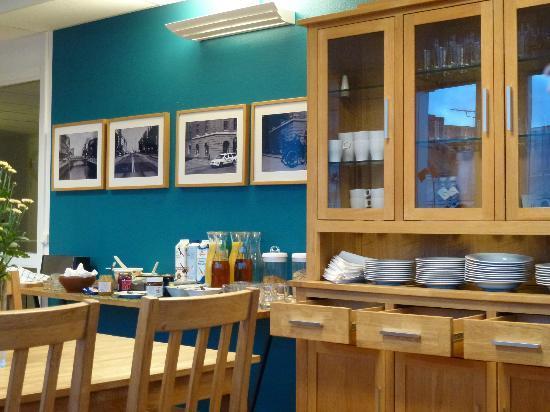 Le Mat B&B Goteborg City: frukostmatsalen
