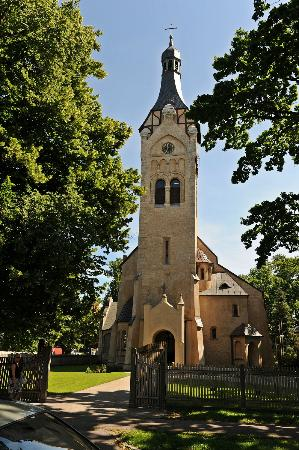 Dubulti Lutheran church