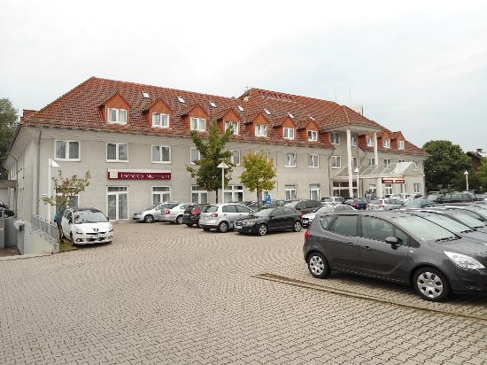 Leonardo Hotel Mannheim - Ladenburg: Hôtel
