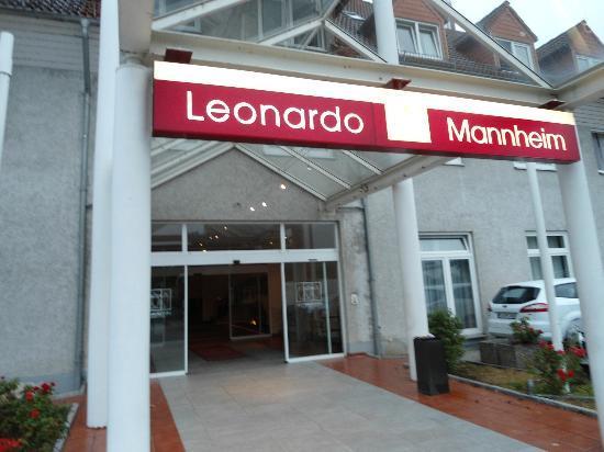 Leonardo Hotel Mannheim - Ladenburg: Entrée