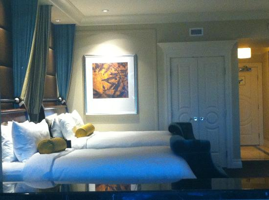 The Palazzo Resort Hotel Casino: Two queen beds