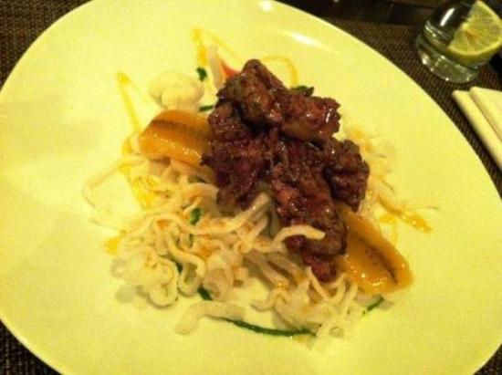 Liliyot: Fried Chicken Liver with Bananas