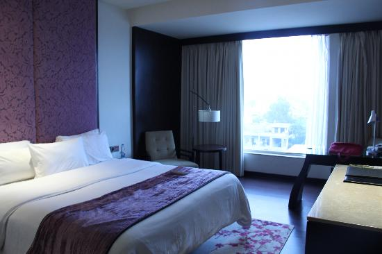 Hotel Royal Orchid, Jaipur: our room