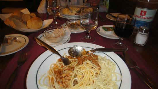 Hotel Miraparque: Bom restaurante para jantar r café da manhã