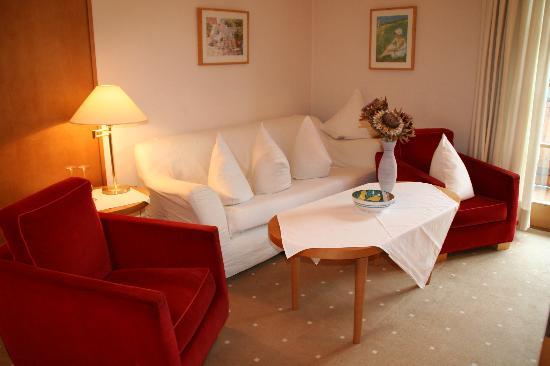 Hotel Furian am Wolfgangsee: Family Suite for 2 to 4 person