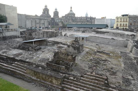 Aztec Temple Tours