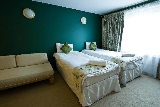 DeSalis Hotel: Bedroom