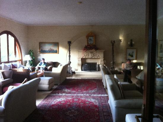 Hotel Ta' Cenc: Interno