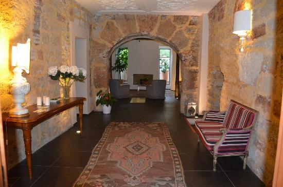 Il Giardino di Ballaro: toller Eingangsbereich