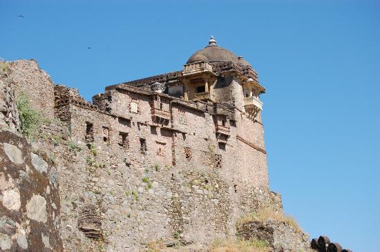 Kumbhalgarh Fort: fuerte