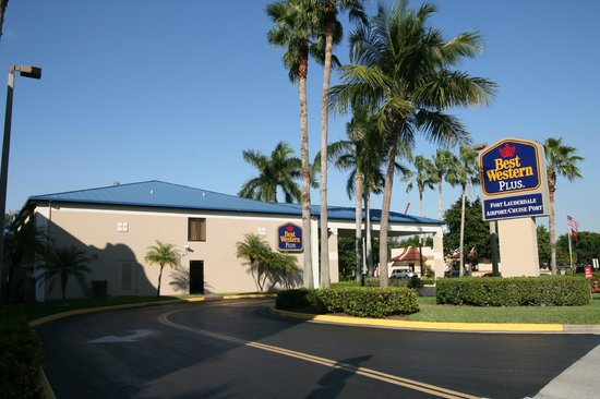 BEST WESTERN  Fort Lauderdale Airport/Cruise Port: Best Western Plus