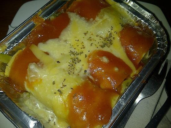 Lasagna Gulung : Beef Caneloni
