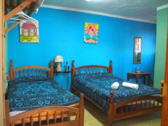 Hostal Fatima Bastida : Habitación