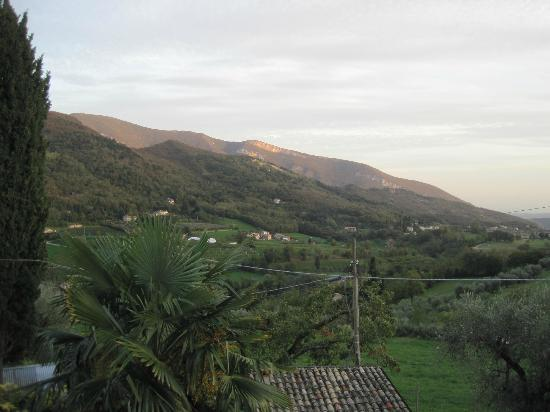 Casa Amelia Bed & Breakfast: View from the 2nd floor