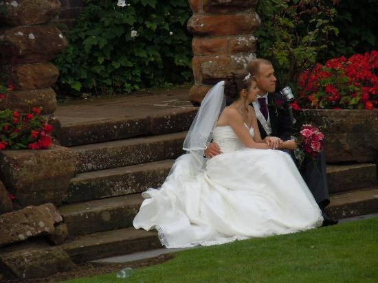 Piersland House Hotel: pics on the grounds