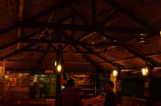 Nameri Eco Camp: Dining area