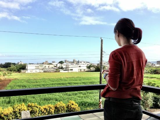 At-Home B&B: great view of the countryside