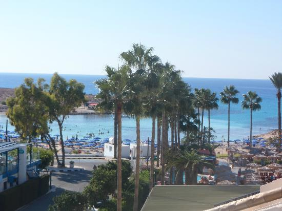 Pavlo Napa Beach Hotel: View from Room