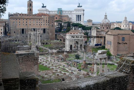 Hotel Forum Di Roma