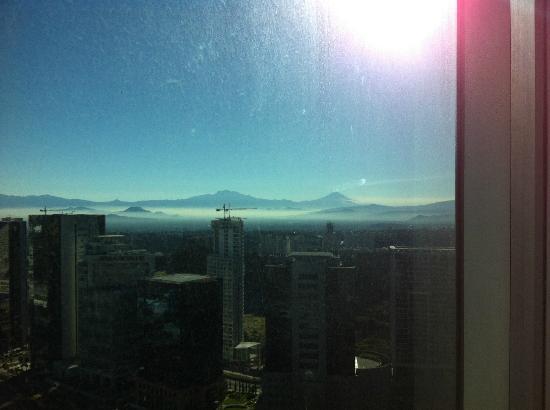 بريزيدنت إنتركونتننتال سانتا في مكسيكو: Volcanoes view 