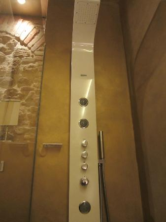 Hotel Viento 10: luxury shower