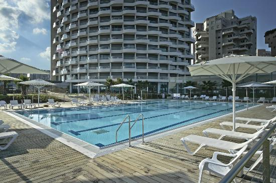 West Boutique Hotel Tel Aviv: West Hotel Swimming Pool