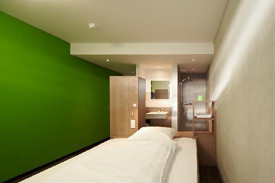 Hotel A2 GASTwerk: Einzelzimmer