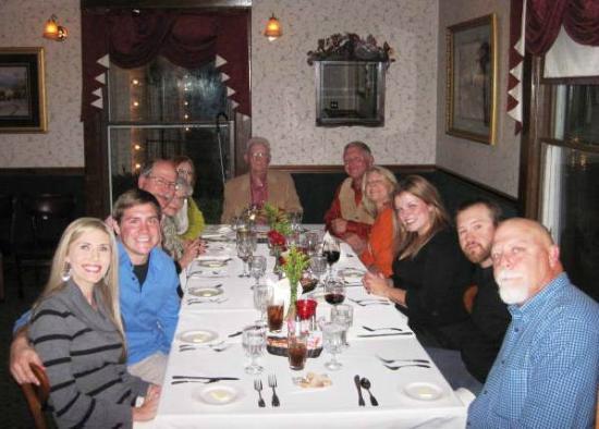 Twelve Oaks Restaurant: Frank's 90th Birthday