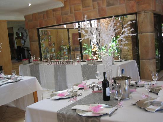 Southview lodge johannesburg afrique du sud voir les for Salle a manger johannesburg