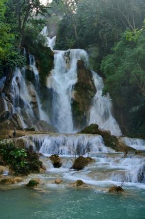 Belmond La Residence Phou Vao: les grandes cascades