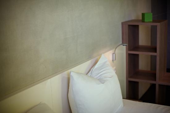 Hotel A2 GASTwerk: Zimmerdetail