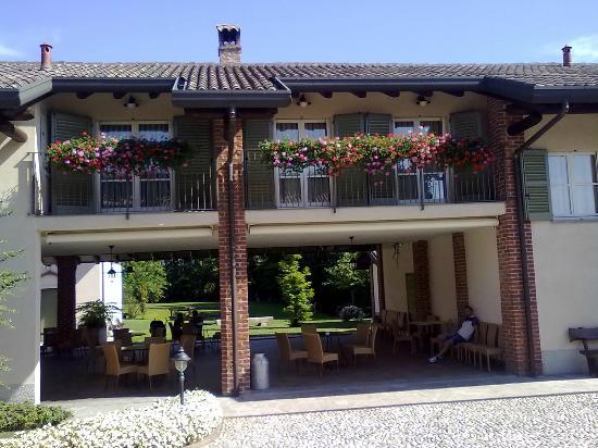 Robecco sul Naviglio, Italien: Agriturismo Mulino Santa Marta