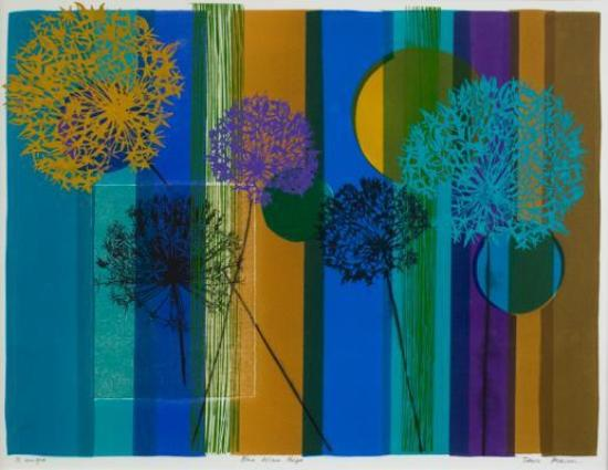 New Ashgate Gallery: Tessa Pearson, Surrey Artist of the Year 2012